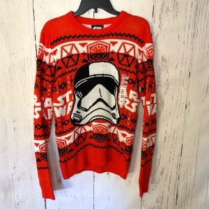 Star Wars Stormtrooper Ugly Christmas Sweater
